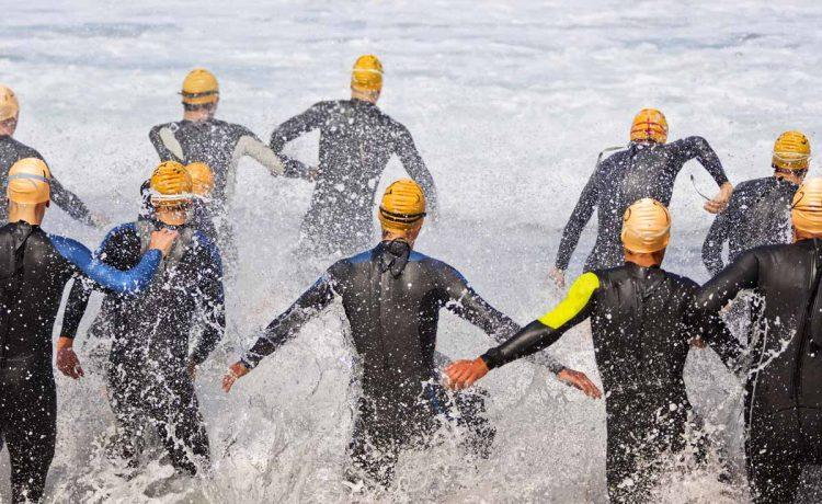 How to train for an ironman
