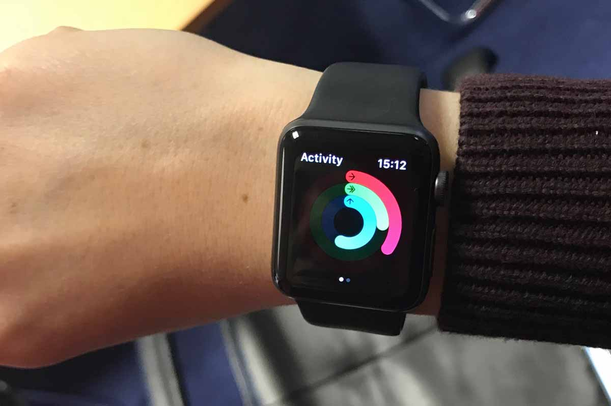 health rings iWatch