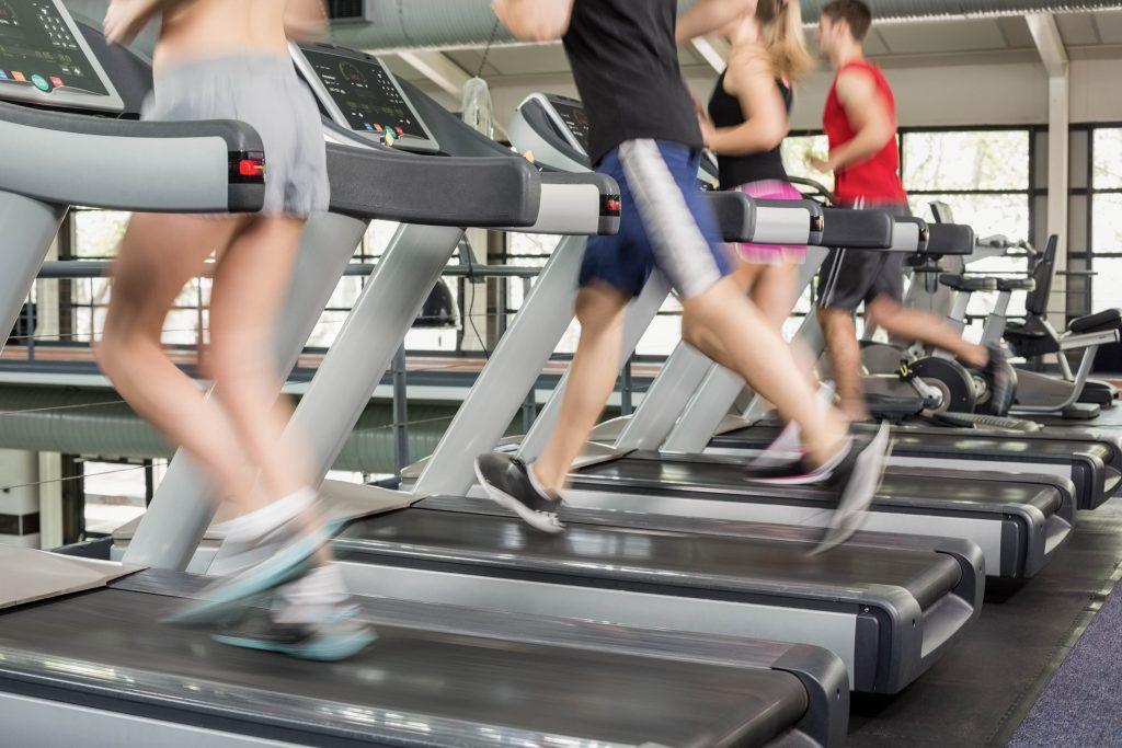 The dark side. The dreaded treadmill.