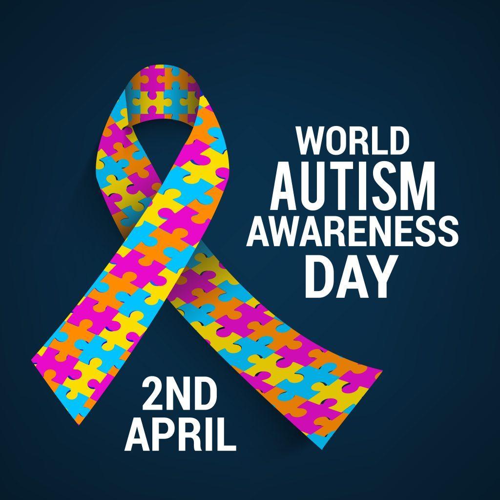 World Autism awareness day - 2nd April 2018