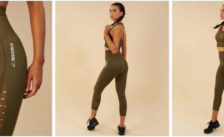 394469db4679ac Gymshark leggings review: Amazing new seamless energy range