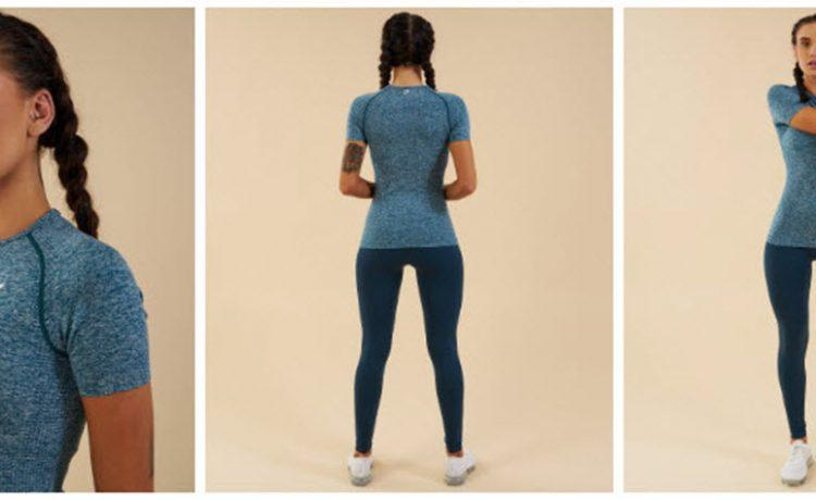 c58b4238e2a Gymshark Vital Seamless T-Shirt – Jogger.co.uk Review - jogger.co.uk