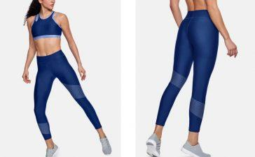 HeatGear Armour Graphic Ankle Crop