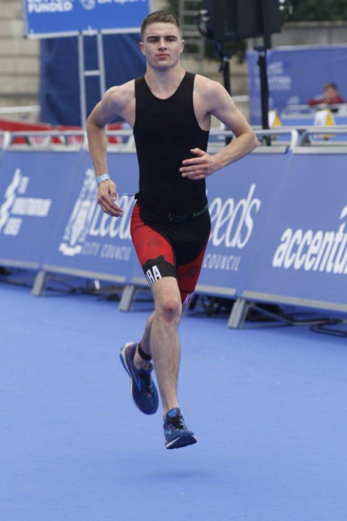 KYMIRA Sport sponsor Harry Hammon to boost fitness