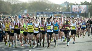 The Great South Run - 21st October 2018 @ Portsmouth | England | United Kingdom
