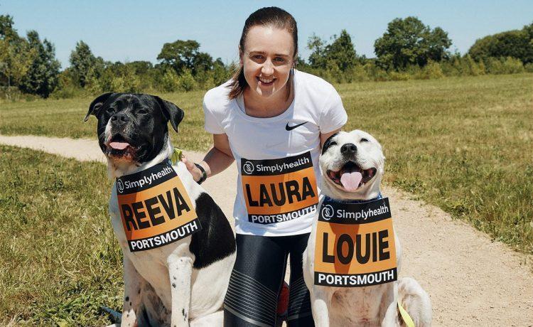 Laura-Muir-Simplyhealth-Canine-Run