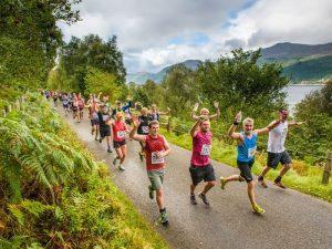 Loch Ness Marathon @ Fort Augustus   Scotland   United Kingdom