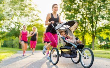 Mum-Running-With-Pram