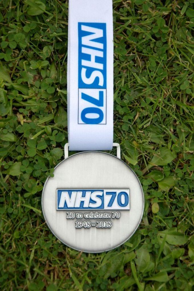 NHS70-Virtual-Run-Medal