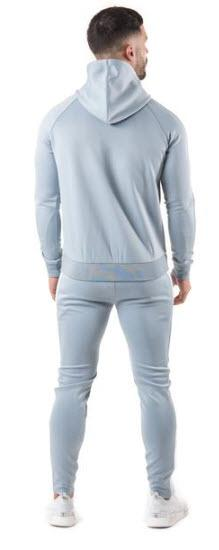 Fog-White-Tapered-Tracksuit-Gym-King