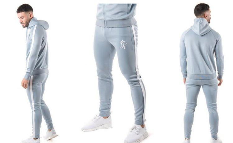 b78a70e3 Gym King Tapered Poly Tracksuit Bottoms - Jogger.co.uk review ...