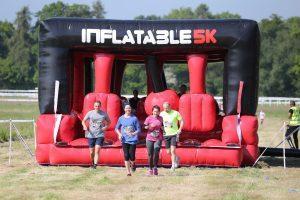 Inflatable 5k Run: Cheltenham @ Cheltenham   United Kingdom