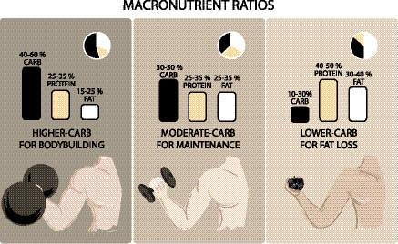 Macronutrient-Ratios