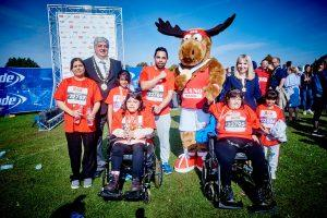 The Robin Hood Mile Challenge @ West Bridgford   England   United Kingdom