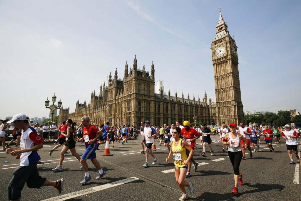 London-Marathon-Virgin-Money-Giving-Miles-More-Campaign