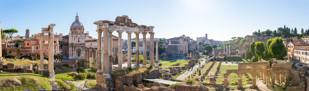 Rome-Running