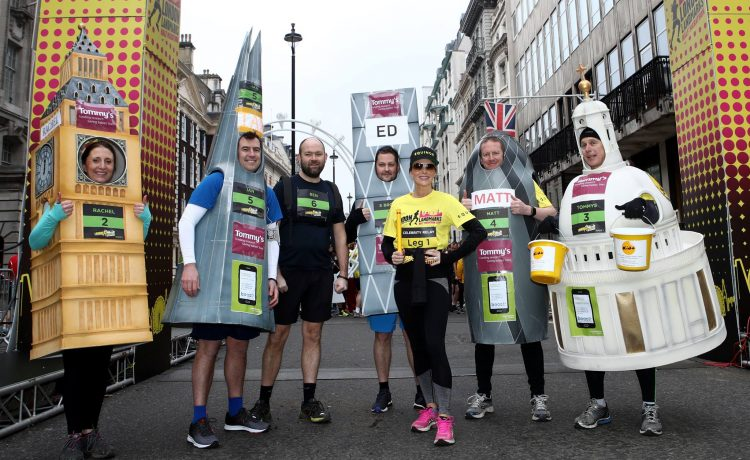 London-Landmark-Half-Marathon