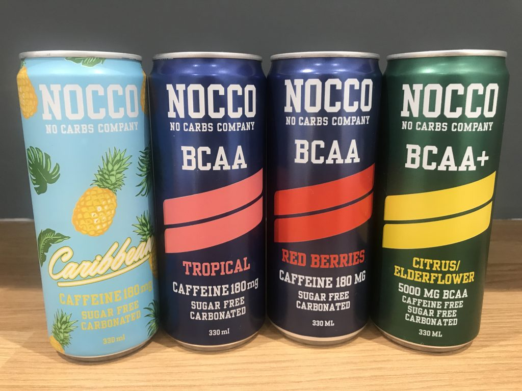 NOCCO-BCAA