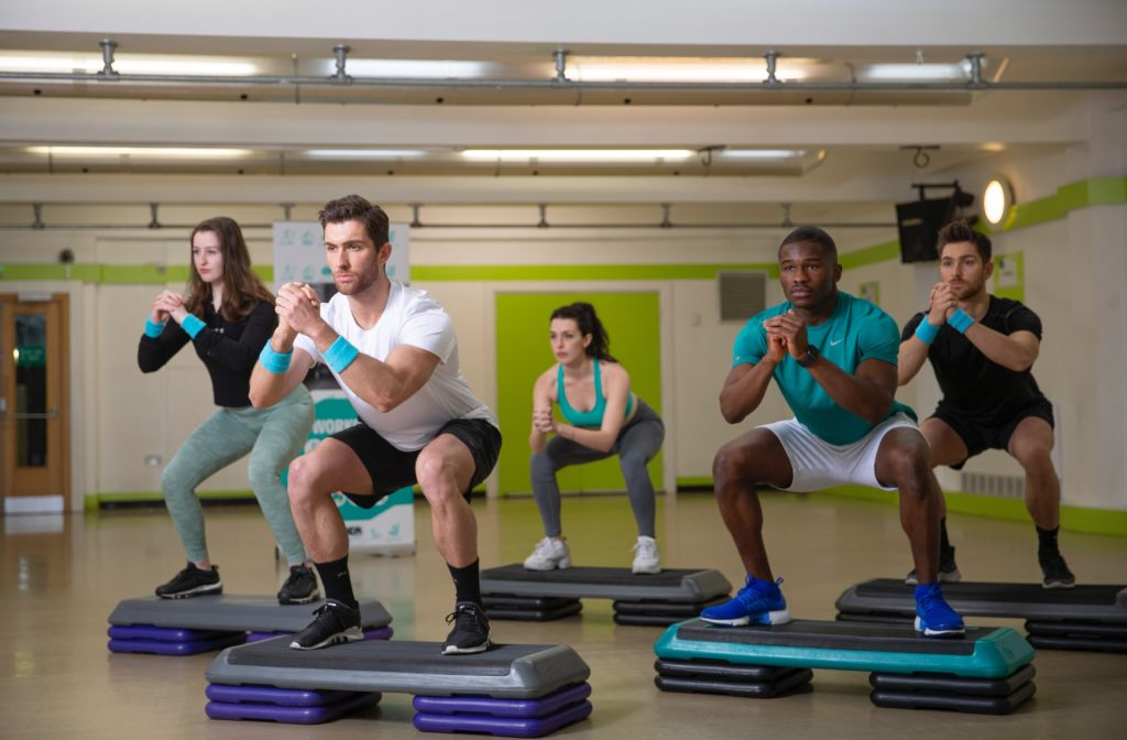 Deliveroo have teamed up with YMCA, offering fitness classes for free food