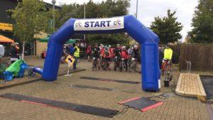 Erewash Triathlon (West Bridgford) @ England   United Kingdom