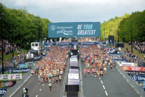Simplyhealth Great North Run - Half Marathon (Newcastle) @ England   United Kingdom