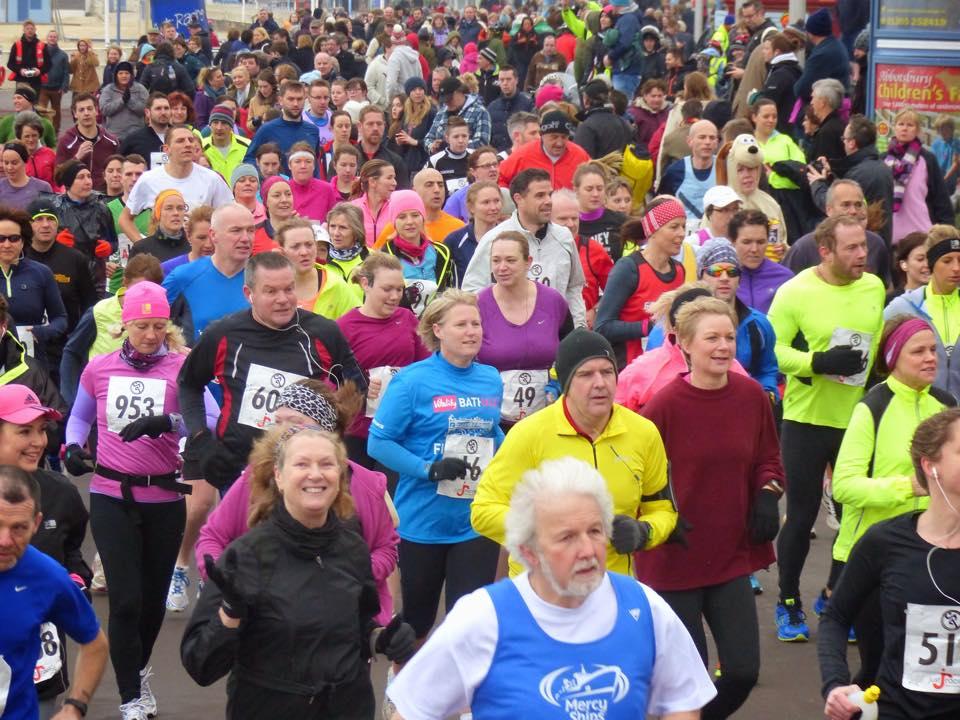 Weymouth-Half-Marathon