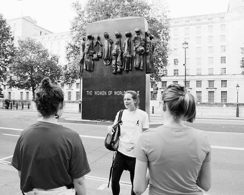 Women's History Tours, Secret London Runs