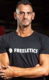 David Wiener, Training Specialist at Freeletics