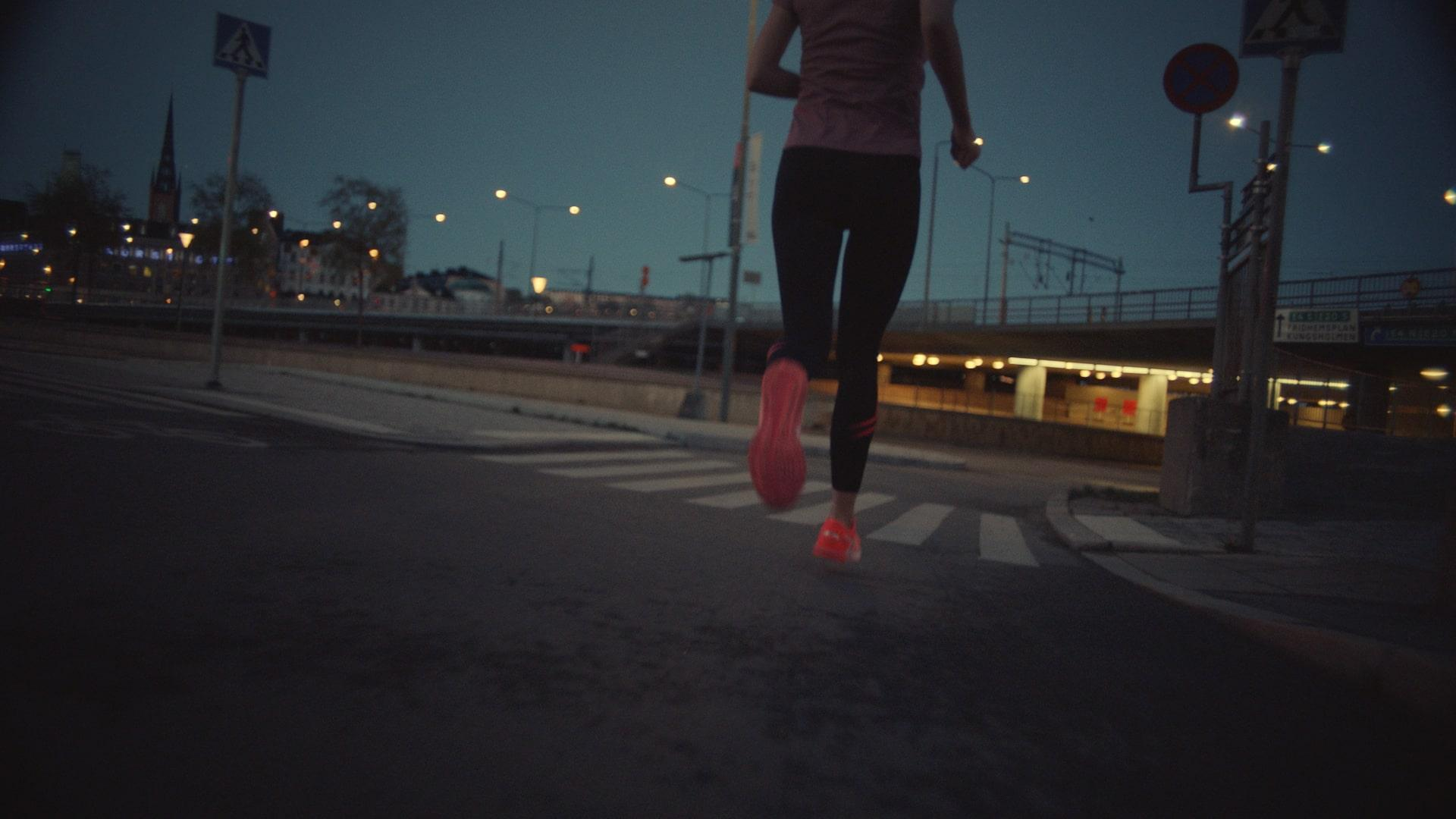 ASICS launches #RunToFeel challenge