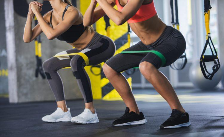 Meglio share their top resistance band exercises for runners